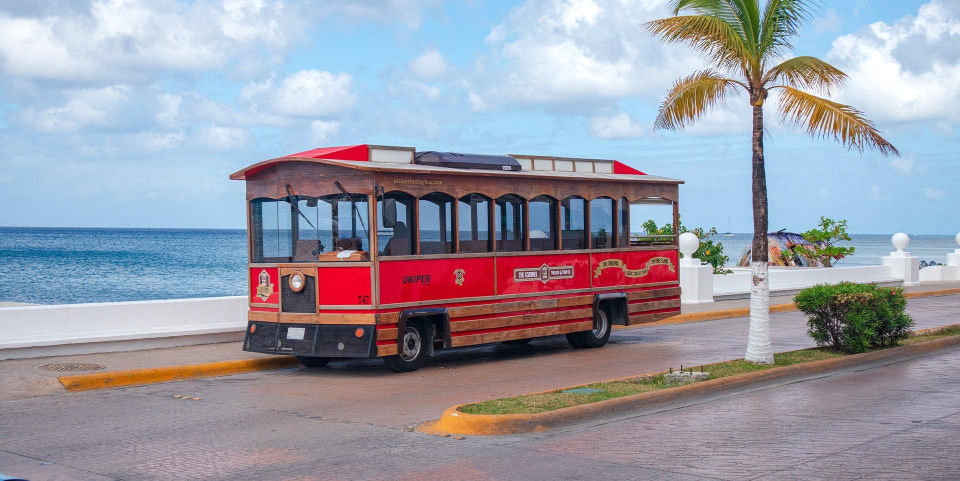 The Cozumel Trolley Tour & Co.,Cozumel,Quintana Roo